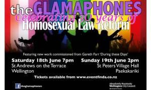Glamaphones HLR