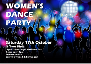 Hamilton Womens Dance