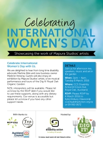 International Women's Day (3) Feb 2016