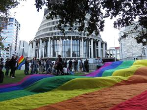 Pride picnic parliament