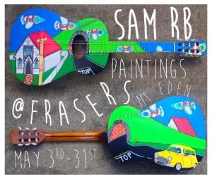 SamRB exhibition