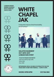 White Chapel Jak
