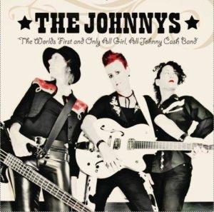 Suzi Fray The Johnnys