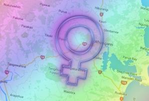 Circle region