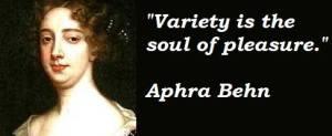 Garnet Aphra Ben