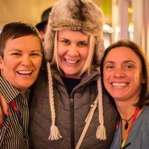 Gay Ski Week Mandy Sally