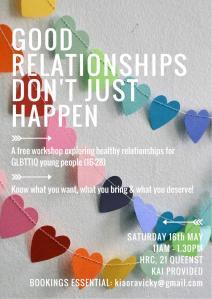 Good LGBTT relationships