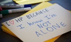HP not alone