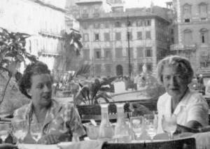 Janet F & Natalia 1949