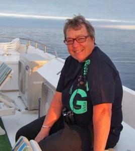 LB Rosemary Neave galapagos trip
