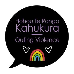OutingViolence logo