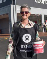 Rachael oxfam