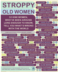 stroppy old women cover