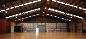 WestieCorban shed