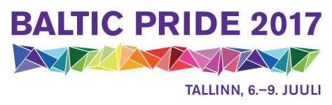 Eesti Baltic Pride logo