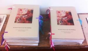 Sian Torrington WDH book