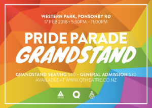 Pride Grandstand