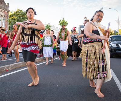 AP Parade
