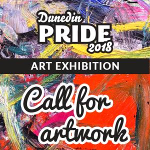 Dunedin Pride art
