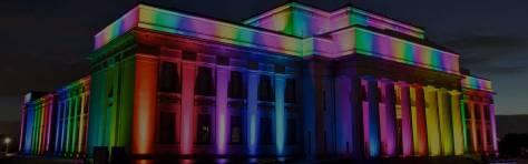 Rainbow Ak Museum