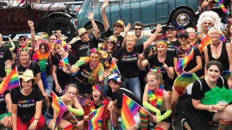 RainbowMuseums Pride