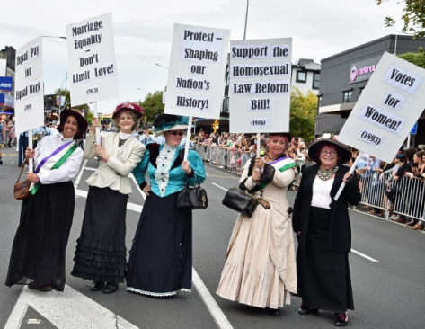 PP Suffragettes Peter Jennings