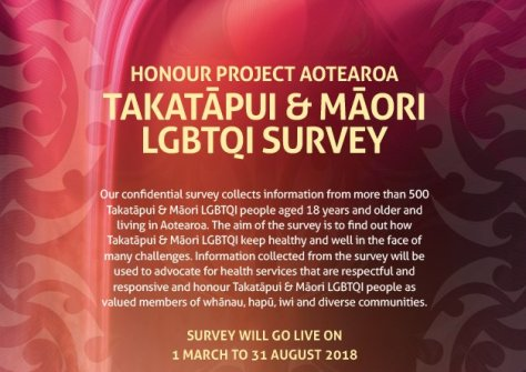 Takatapui survey