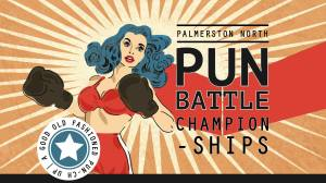 P Nth Pun Battle