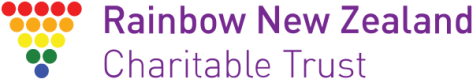 Rainbow NZ Charitable Truts logo