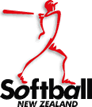 Softball NZ logo