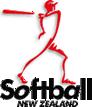 Softball NZ logo