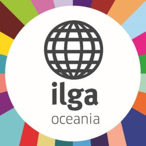 ILGA Oceania logo