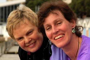 Lorae Parry & Gill Greer