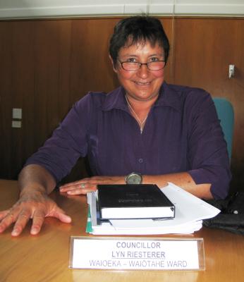LR Councillor
