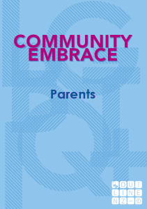 OUTLine Parents cover