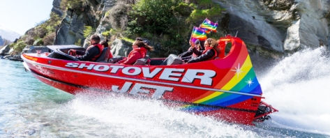 Winter Pride Shotover