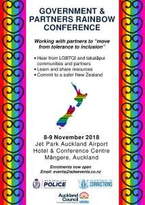 Govt Rainbow conf