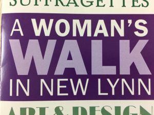 New Lynn walk