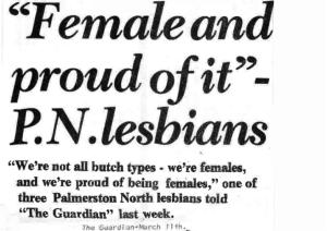 Malgra PN lesbians