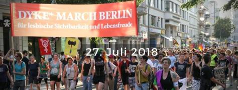 Berlin Dyke March1
